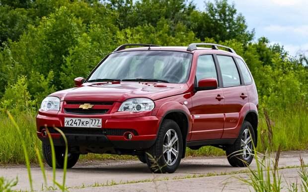 Chevrolet Niva после 151 500 км: есть жалобы!