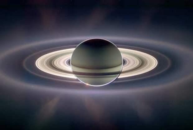 Сатурн — самая мистическая планета и не только из-за своих астероидных колец