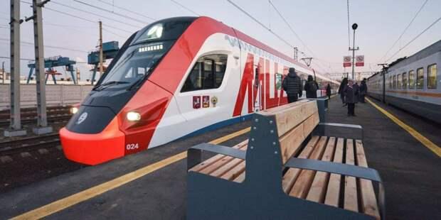Собянин утвердил проект развития территорий двух станций МЦД-1 на севере столицы