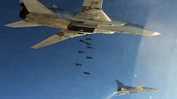 Россия нанесла ответный удар после атаки на патруль в Сирии