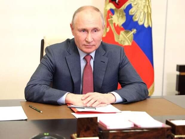 Путин пообещал новым послам в России поддержку