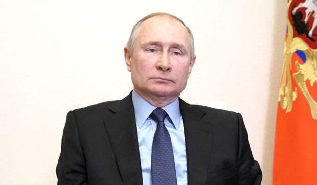 Путин выразил готовность содействовать политическому процессу в Ливии