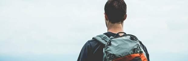 Житель Караганды пустился в пешее путешествие по стране
