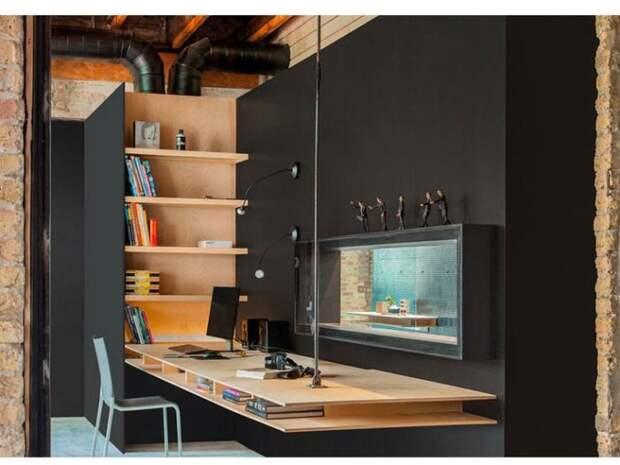 Как сделать дома уютный рабочий кабинет