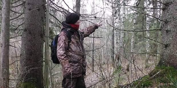 В горах Чечни пропали люди