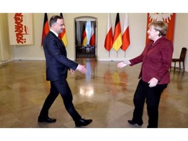 «Самый эффектный ход. И самый разрушительный»: почему Дуда отказал во встрече Меркель