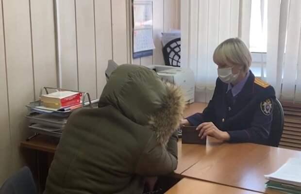 ВКрасноярске поделу оторговле младенцами задержали пять человек