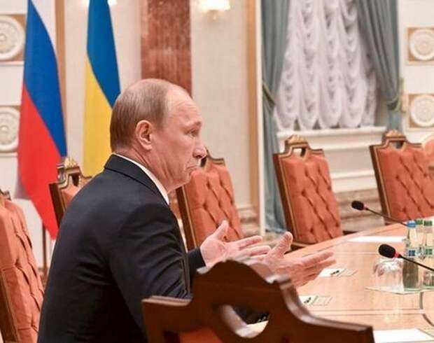 «Больше не хозяин»: Путин зовет Турцию и Иран помочь в Сирии