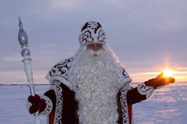 Сказка с тёмным прошлым. Прототипы Деда Мороза были злыми и жестокими