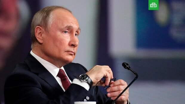 Истинное лицо Путина…