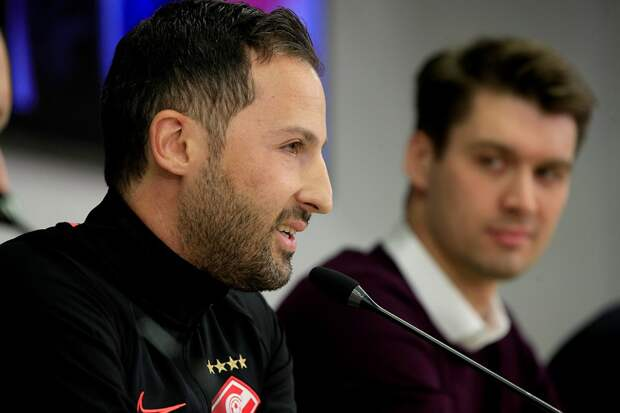 Инсайд: Попов и Камоцци приведут в «Спартак» Жардима