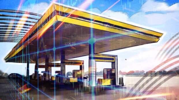 Средняя цена бензина в России выросла на 6 копеек за неделю