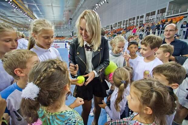 Теннисные надежды Кубани