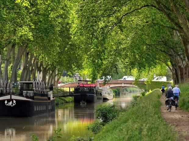 Южный канал: самый старый канал в Европе, который до сих пор работает