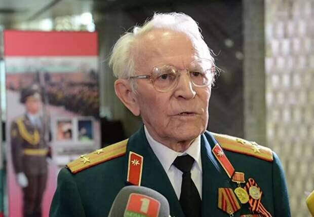 В Москве скончался последний защитник Брестской крепости Петр Котельников