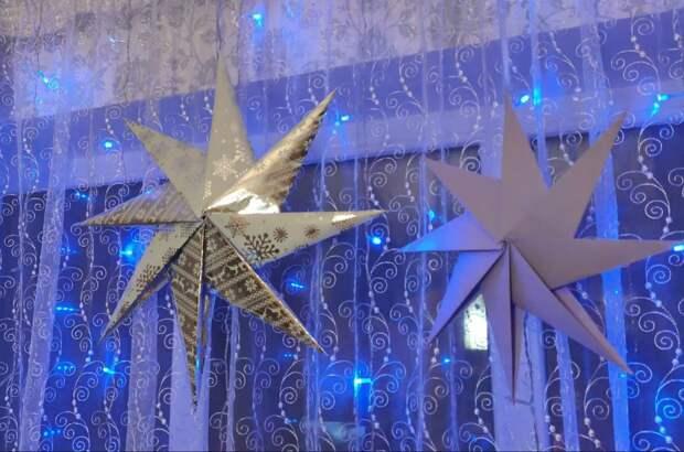 Новогоднее украшение, которое удобно хранить: звезда как из Икеа