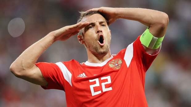 Дзюба: «Фон вокруг сборной России поменялся, но такого негатива, как перед ЧМ-2018, я не наблюдаю»