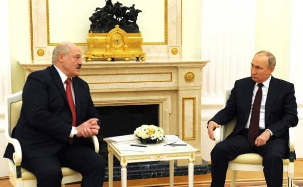 Интеграция усилится: эксперты об итогах переговоров Путина и Лукашенко