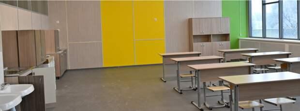 На Русанова построят школу для 550 учеников