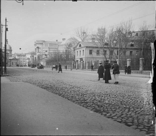 Золотая эпоха Российской Империи: как выглядела Москва в 1913 году? #53