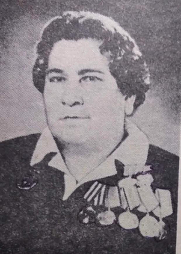 Лидия Хамцова