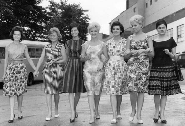 Как мы одевались в 70-х. Времена СССР