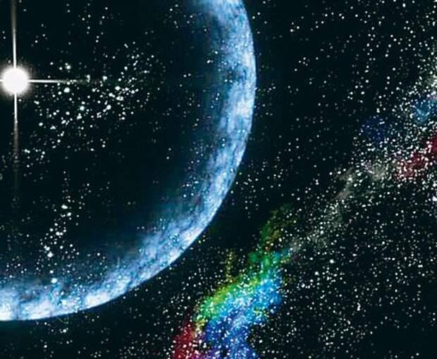 Тёмные тайны Вселенной