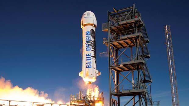 Место на космическом корабле теперь можно купить на аукционе