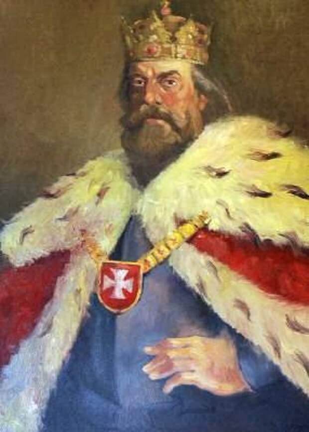 Создание Галицко-Волынского княжества