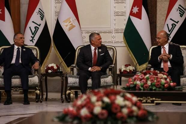 Лидеры Иордании, Египта и Ирака провели переговоры в Багдаде