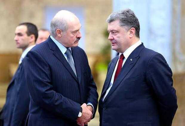 Зачем Украина принялась запугивать белорусов?
