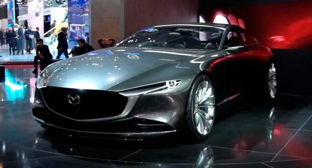 Седан Mazda 6 новой генерации обещает стать лучше BMW