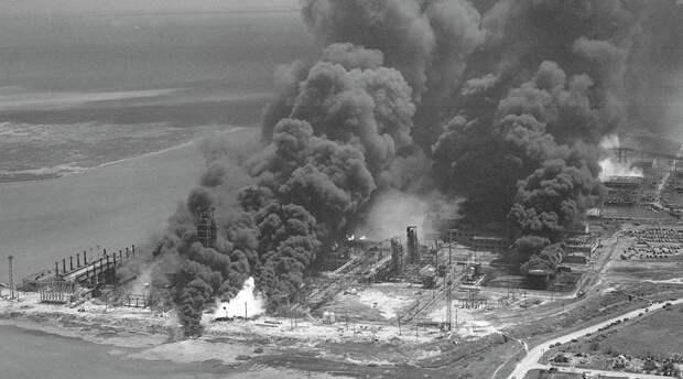Как один брошенный окурок уничтожил целый город в Америке