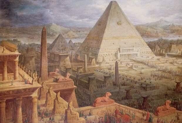 Древние знания: фантастические свидетельства, опровергающие доводы учёных