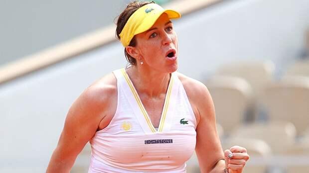 Русская теннисистка сломала игру казахстанки и вошла в топ-4 мира