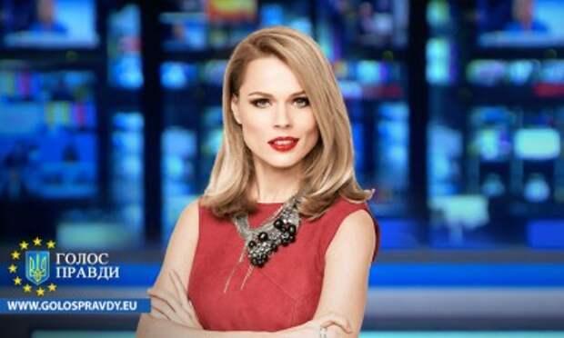 Ольга Шарий: Пропагандистка ТСН — Соломия... | ГОЛОС ПРАВДИ (EU)