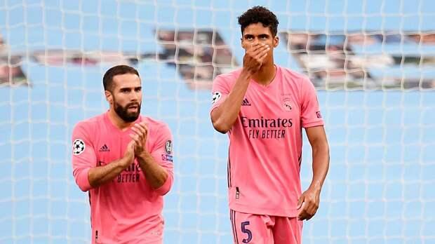 Варан утопил «Реал» в Лиге чемпионов: привез два нелепых гола с «Сити». А ведь были шансы закамбечить