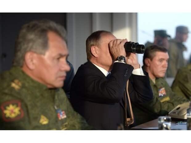 Что означает война Запада с Путиным