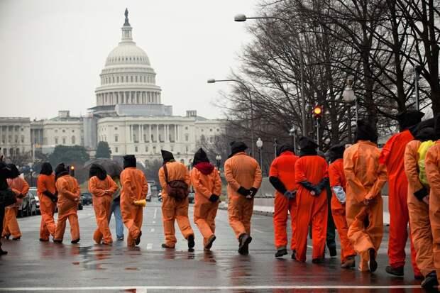 Как пытают пленных в пресловутой тайной тюрьме ЦРУ