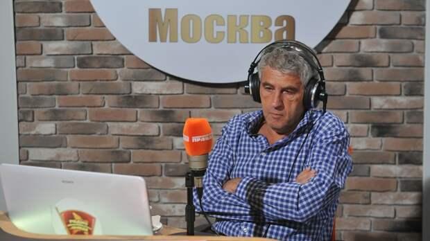 Гозман о Никите Михалкове: Я его как-то сильно мордой об стол...