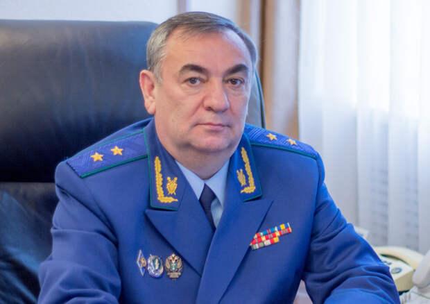 Будущему прокурору Челябинской области дали первое поручение