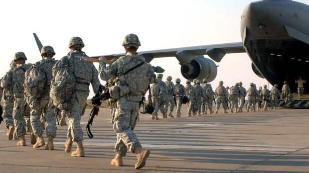 Трамп заявил о сокращении американского контингента в Ираке