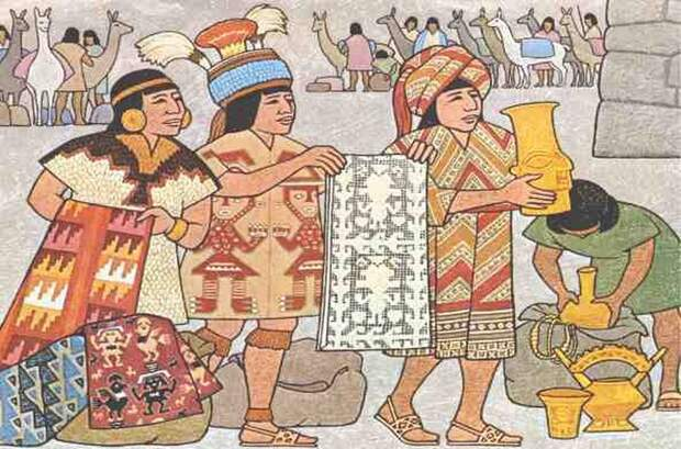 Пропавшие сокровища инков