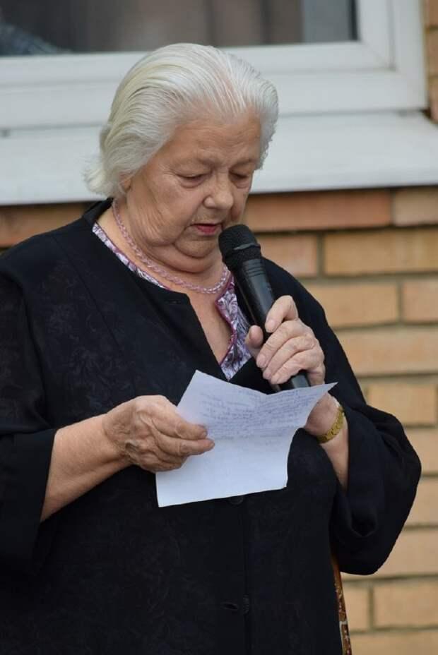 Пенсионерка из Алтуфьева рассказала о своем детстве в годы войны