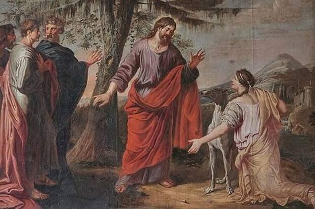 Библейские персонажи, имена которых остаются неизвестными