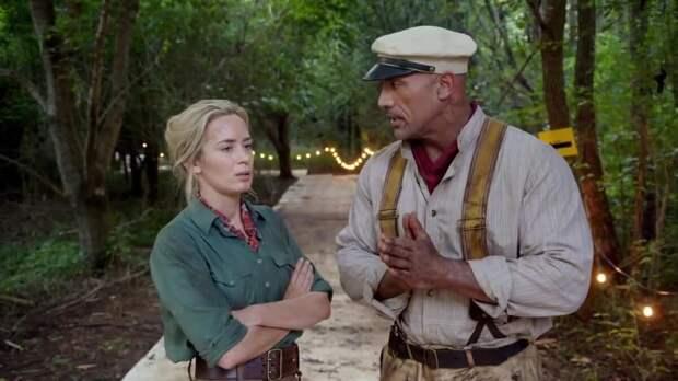 Найти легендарное дерево: актеры фильма «Круиз по джунглям»