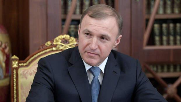 Глава Адыгеи обсудил в Москве реконструкцию очистных сооружений Майкопа