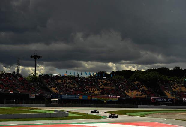 Гран При Испании пройдёт без зрителей