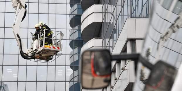 Плотная застройка больше не может помешать тушению пожаров