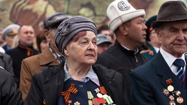 Персональные парады провели для ветеранов Кубани в честь 9 Мая